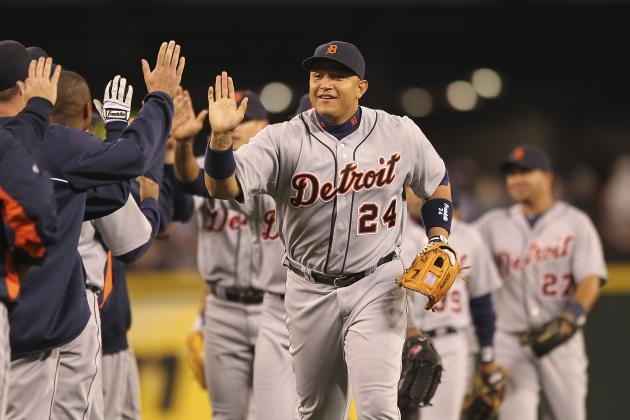 10 Takeaways from Detroit Tigers' Average Start to 2012 MLB Season