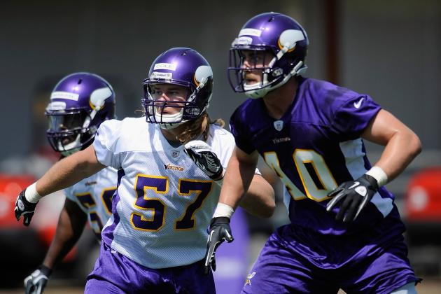 Minnesota Vikings: 5 Training Camp Battles We're Looking Forward To