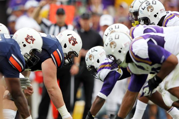 Auburn 2012 Football Schedule: Keys to Each Game
