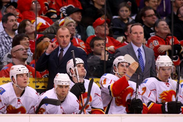 5 Possible Head Coaches for the Calgary Flames