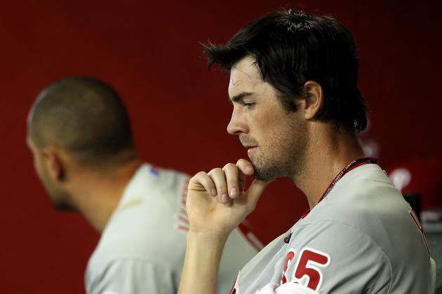 Philadelphia Phillies: Each Player's Trade Risk If They Fall out of It in July