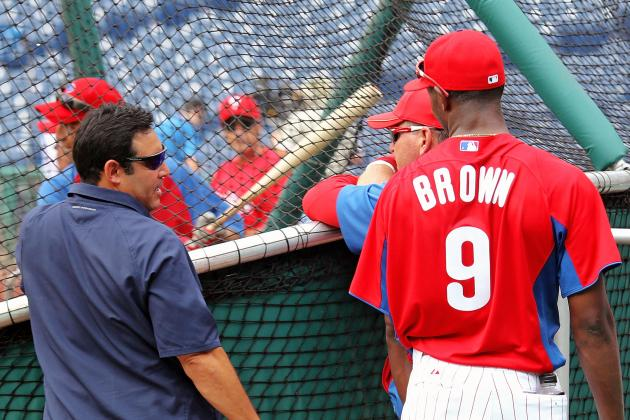 Who Will Be a More Successful Big Leaguer: Domonic Brown or Trevor May?