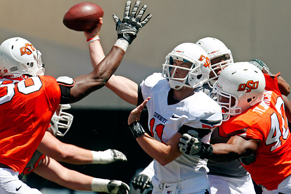 Oklahoma State Football: 3 Freshmen Who Will Start in 2012