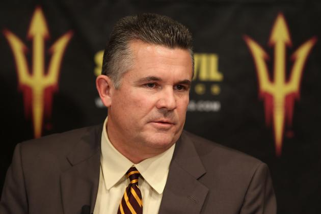 Arizona State: 5 Things That Will Keep Head Coach Todd Graham Up at Night