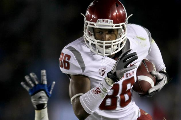 College Football 2012: Ranking the NCAA's Top 20 Returning Wide Receivers