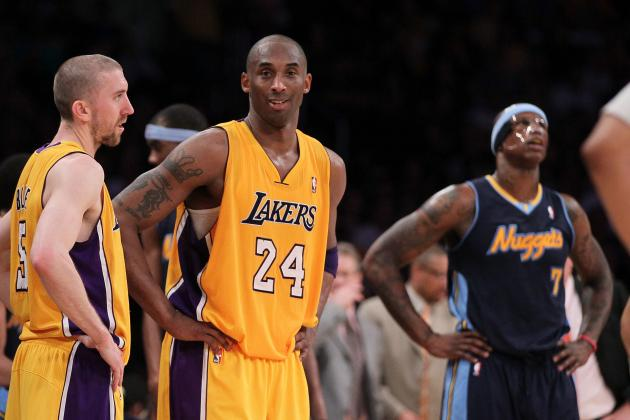 NBA 2012 Season: Ranking the Top 10 Shooting Guards in the Game Today
