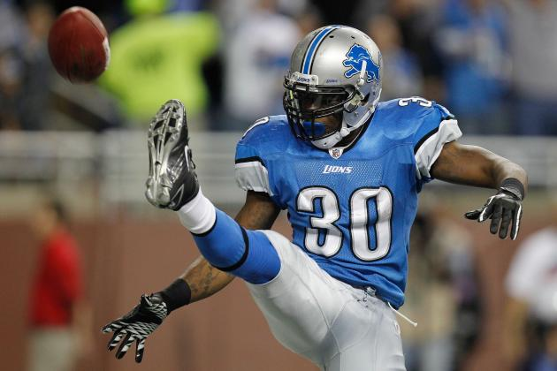 Detroit Lions: 5 Lion Veterans You Can't Kick to the Curb Just Yet