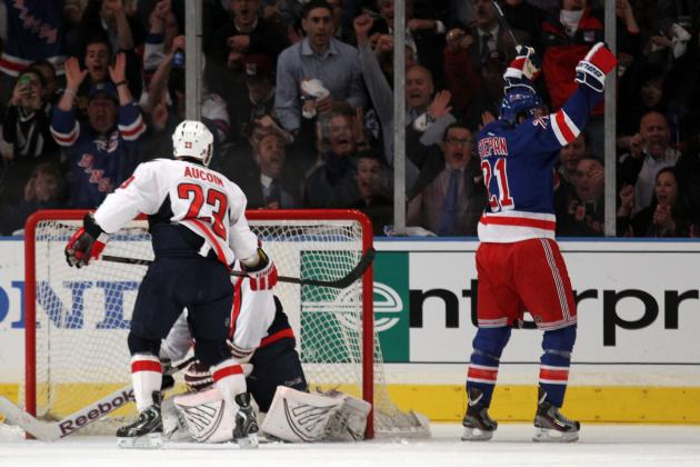 NHL Playoffs 2012: 5 Reasons the Rangers Will Defeat the Capitals in Game 7