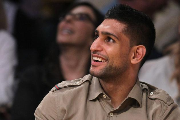 Peterson vs. Khan Cancelled: 3 Fights Amir Khan Needs to Get to Floyd Mayweather