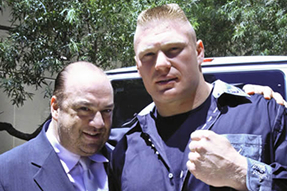 WWE: 5 Reasons Why Brock Lesnar Needs Paul Heyman