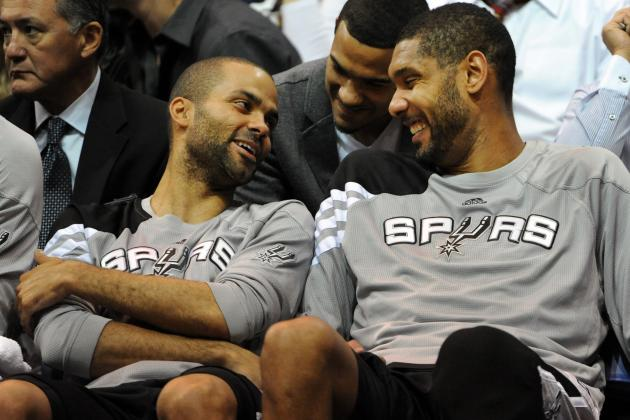 San Antonio Spurs: 5 X-Factors for Winning the Western Conference