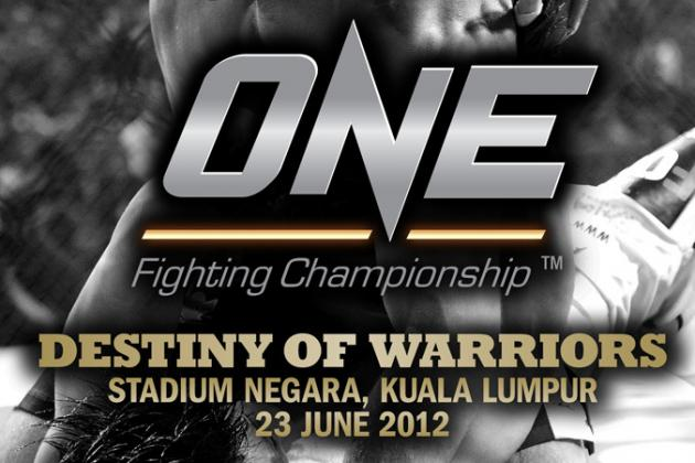 One FC 4: Renato Sobral, Masakazu Imanari, Gregor Gracie and Eddie Ng in Action