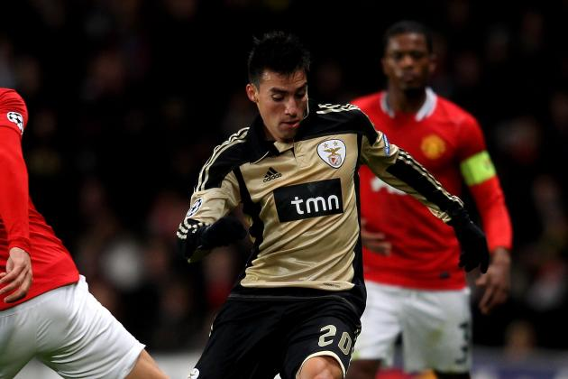 Manchester United Transfers: Scouting Report for Nicolas Gaitan