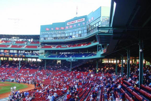 Stadium Journey Magazine Ranks the MLB Ballparks