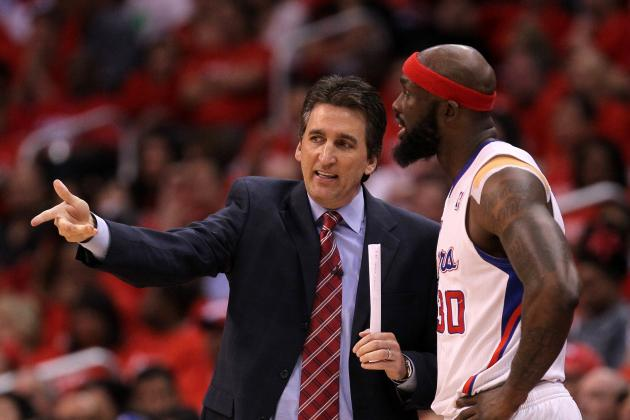 10 Reasons Vinny Del Negro Is Still a Problem for the Los Angeles Clippers