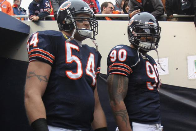 Chicago Bears: Ranking the Top 5 Current Bears Defensive Players