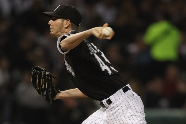 10 MLB Pitchers Whose Mechanics Are a Ticking Time Bomb to Serious Injury