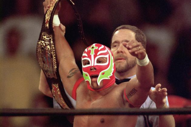 WWE Judgment Day 2006: Top 10 Moments from Rey Mysterio's Big Night