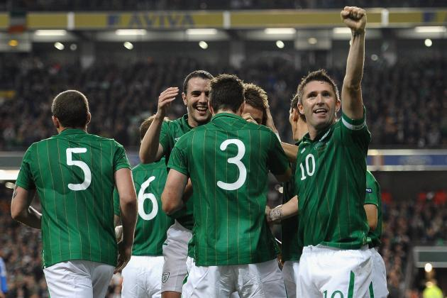 Euro 2012: Player-by-Player Guide to the Republic of Ireland Squad