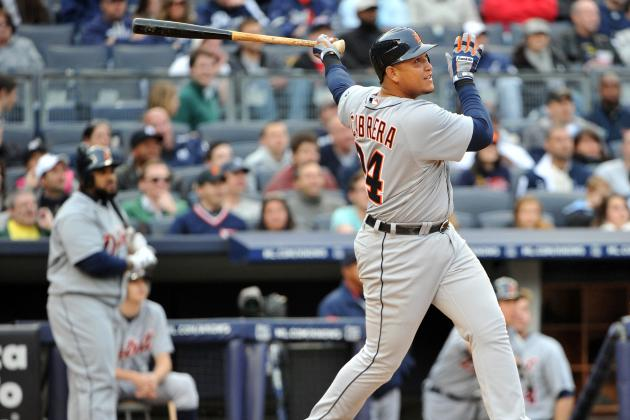 Detroit Tigers: 3 Reasons Why Miguel Cabrera Will Set Career Highs in 2012