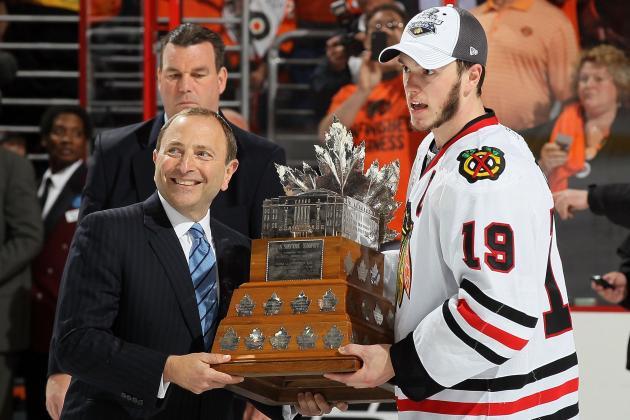 NHL Playoffs 2012: Updated Conn Smythe Trophy Favorites