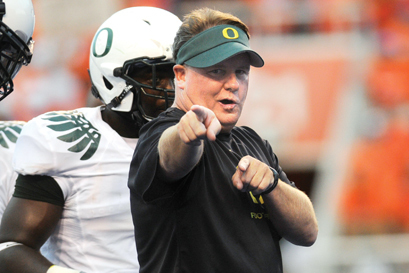 Oregon Ducks Football: 5 Things That Will Keep Chip Kelly Up at Night