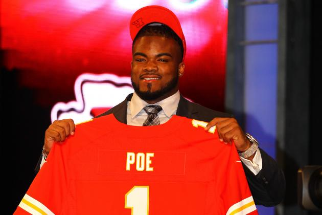 Kansas City Chiefs: Reviewing Their 2012 NFL Draft