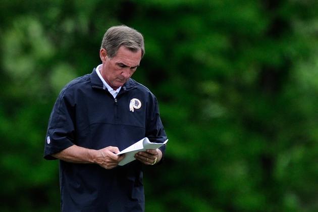 3 Scheme Adjustments the Washington Redskins Should Consider in 2012