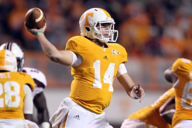 Tennessee Volunteers Football: 5 Freshmen Who Will Start in 2012