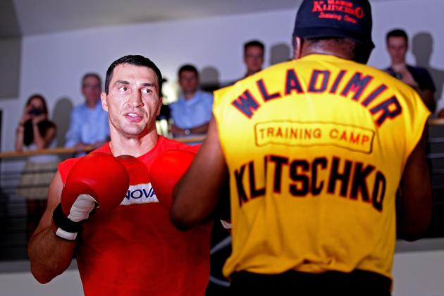10 Boxers Most Likely to Beat the Klitschko Brothers