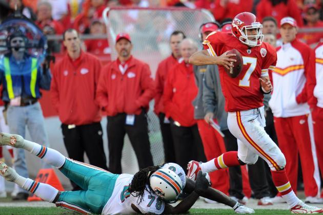Matt Cassel: 7 Reasons Kansas City Chiefs Kept No. 7
