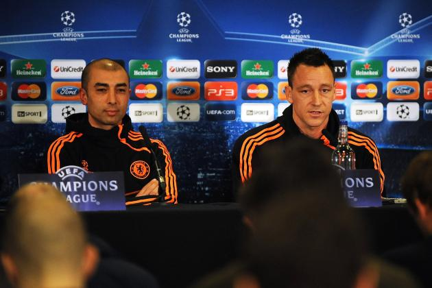 Chelsea FC: 5 Reasons Roberto Di Matteo's Support of John Terry Was Brilliant