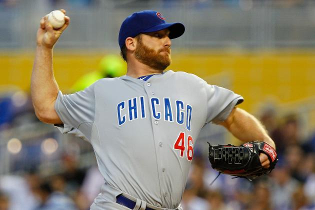 NL Cy Young Award Rankings: Stephen Strasburg, Ryan Dempster Leading the Way