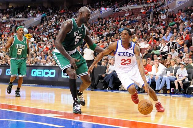 NBA Playoffs 2012: The 76ers' Most Important Players in Round 2 vs. Boston