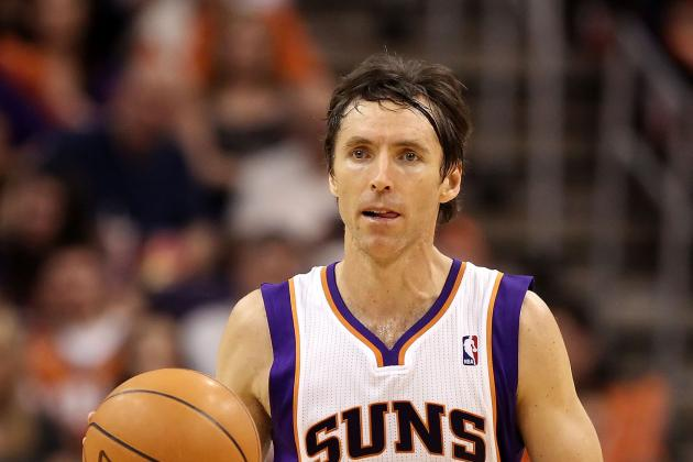 NBA Free Agents 2012: Phoenix Suns Free-Agent Odds, Stay or Go?