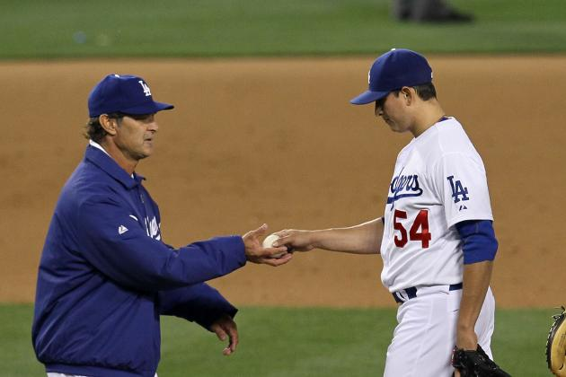 Ranking the Arms in the Los Angeles Dodgers' Bullpen