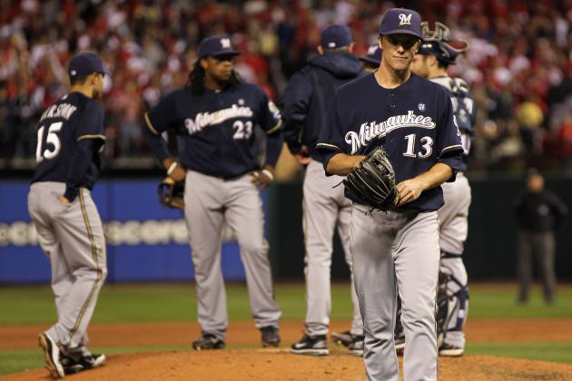5 Reasons the Milwaukee Brewers Cannot Afford to Let Zack Greinke Walk Away
