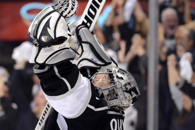NHL Playoffs 2012: A Brief Look at Jonathan Quick and the 4 Remaining Goalies