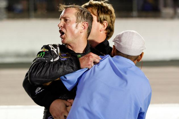 NASCAR Sprint Cup: 10 Outstanding Lessons We Learned at Darlington