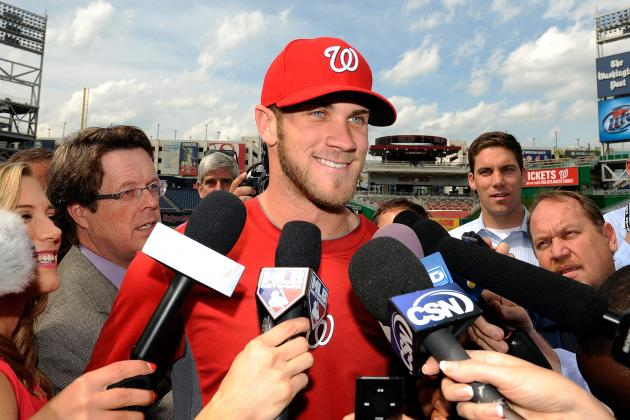 Bryce Harper's Nine Biggest Roadblocks to MLB Superstardom