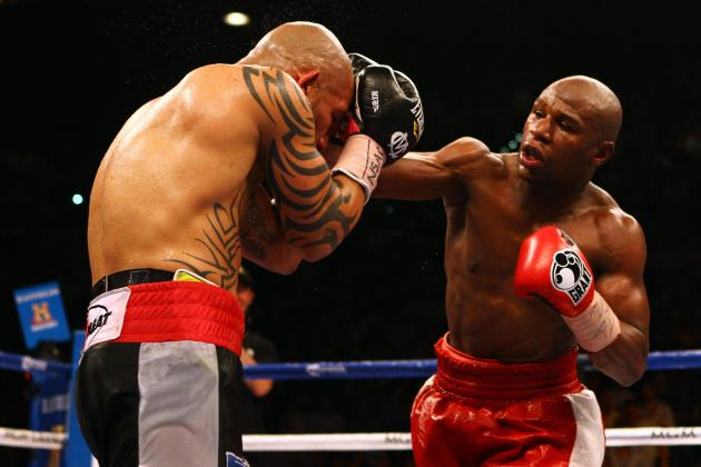 Mayweather vs. Cotto Sells 1.5 Million Pay-Per-View Buys and Kills Pacquiao Bout