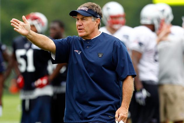 Predicting the Final New England Patriots' 2012 53-Man Roster