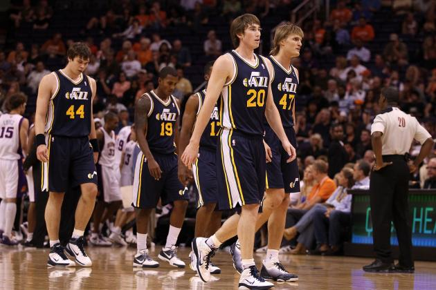 Utah Jazz: Grading the Jazz Starters' 2011-12 Season