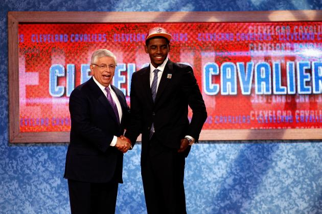 NBA Draft History: Ranking Each No. 1 Pick of the Last 10 Years