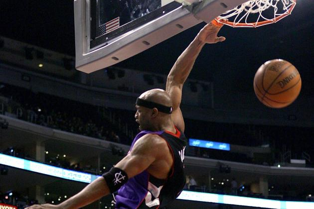 Vince Carter: VC's Top 10 Career Dunks