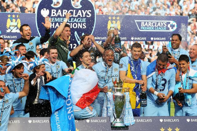 English Premier League 2011-2012: The Player of the Season from Every Team