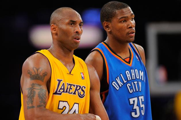 NBA Playoffs: 5 Reasons Why the Lakers Will Beat the Thunder