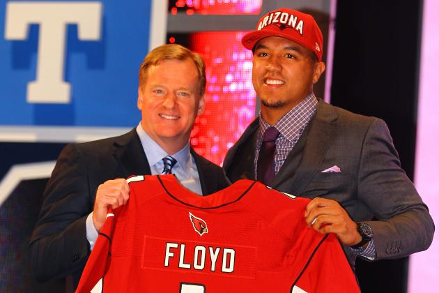 Arizona Cardinals: Reviewing Their 2012 NFL Draft