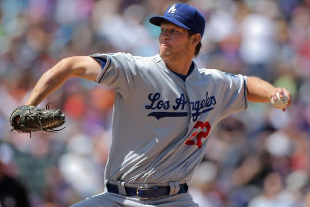 Fantasy Baseball 2012: Top 10 2-Start Pitchers for May 14-20