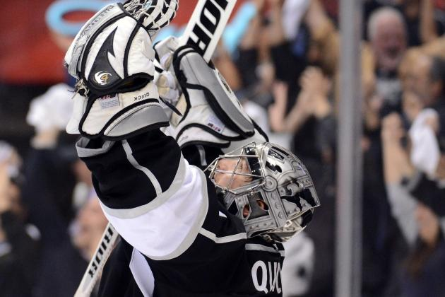 Jonathan Quick and the 7 Best Players Left in the Stanley Cup Playoffs